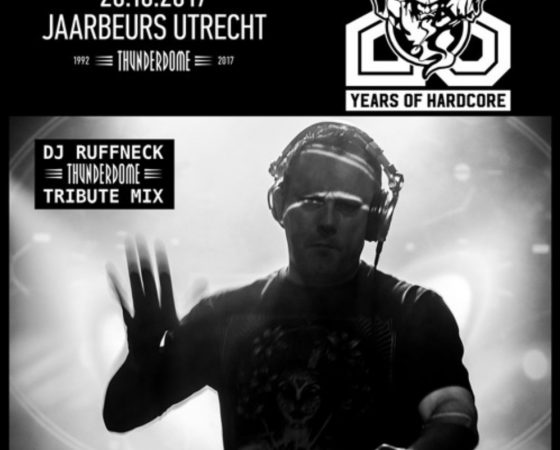 DJ Ruffneck 2017 Thunderdome Tribute Mix 01