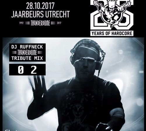 DJ Ruffneck Thunderdome Tribute Mix 02