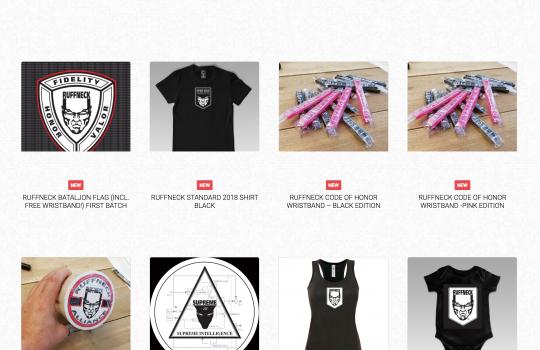 New merchandise avaialble ….NOW!
