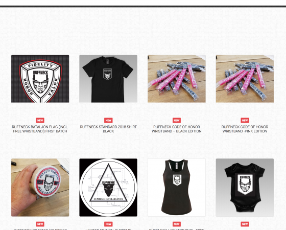 New merchandise avaialble ….NOW!